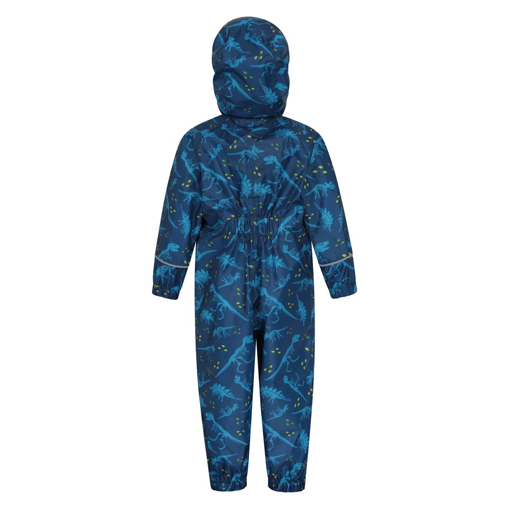 Mountain-Warehouse-Kids-Puddle-Waterproof-Rain-Suit-All-In-One-Toddlers-Children thumbnail 10