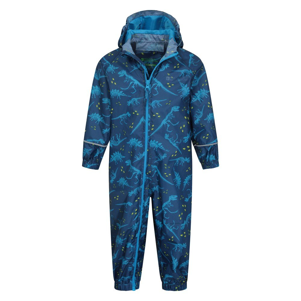 Mountain-Warehouse-Kids-Puddle-Waterproof-Rain-Suit-All-In-One-Toddlers-Children thumbnail 11