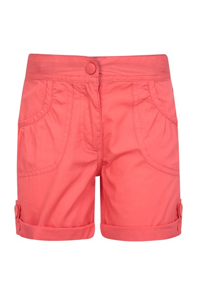 Shore Kids Shorts - Pink