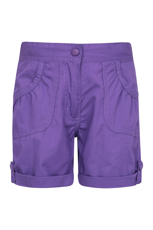 Shore Kids Shorts - Purple