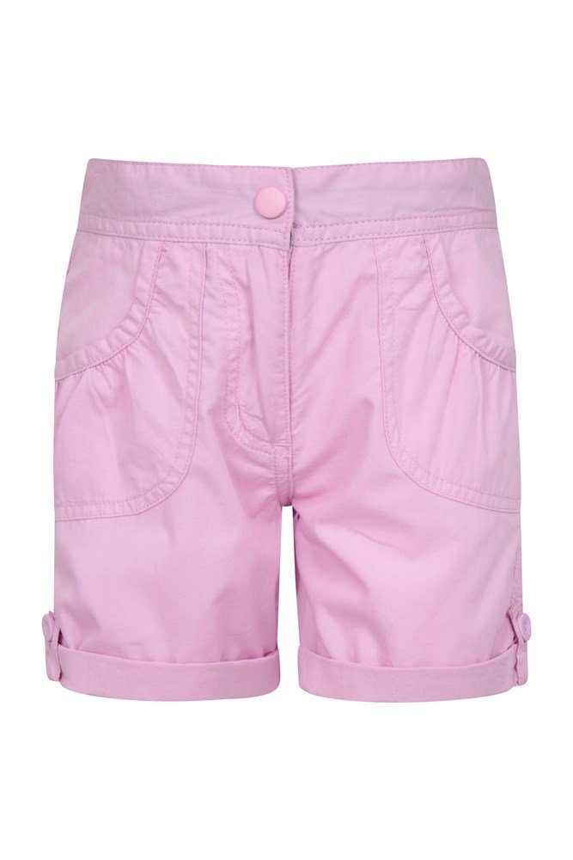Shore Kids Shorts - Light Pink