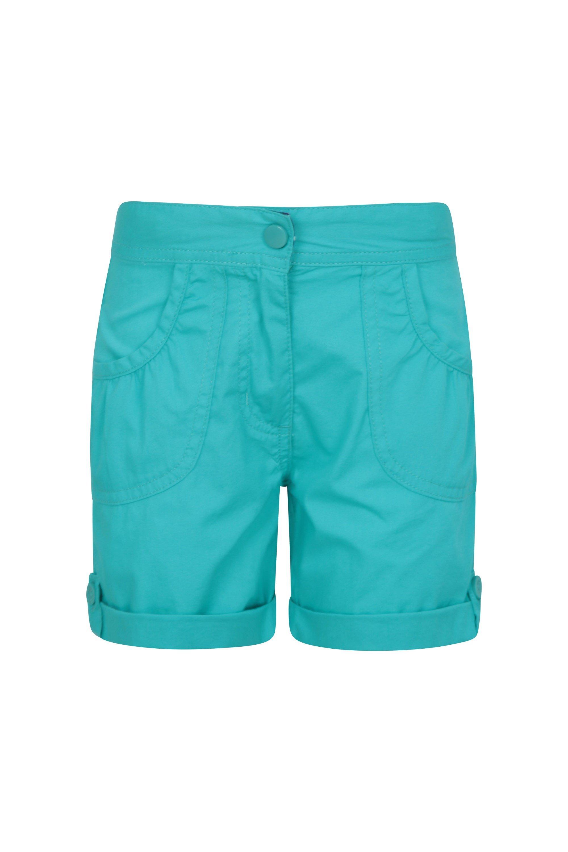 Shore Kids Shorts - Green