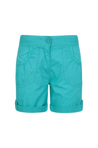 Shore Kids Shorts - Green
