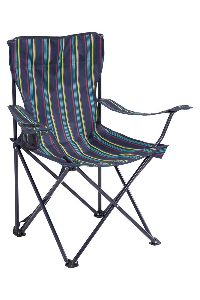 Folding Chair Patterned