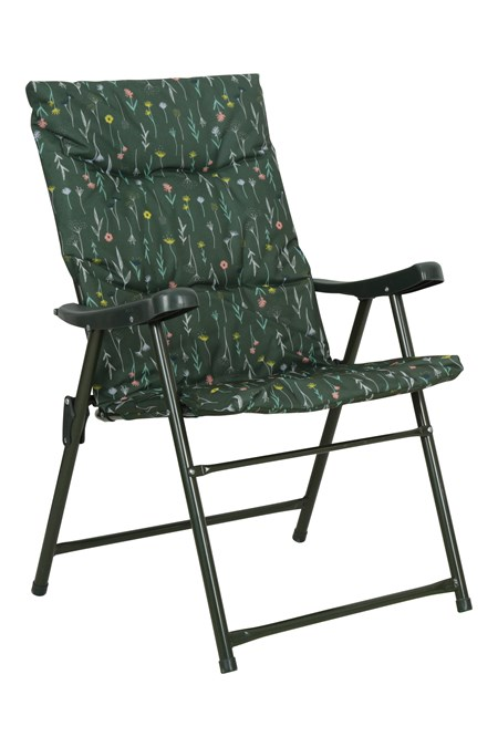Padded Folding Chair Mountain