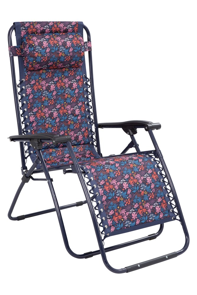 Reclining Garden Chair