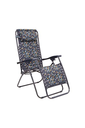 Silla Estampada RECLINABLE