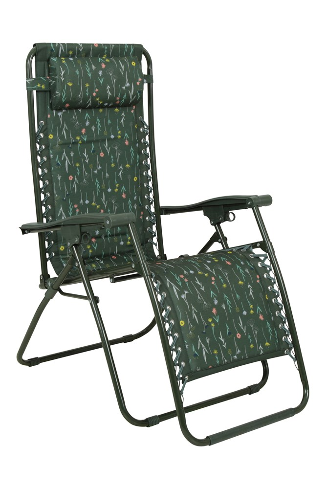 Mountain Warehouse Deluxe Camping Chair