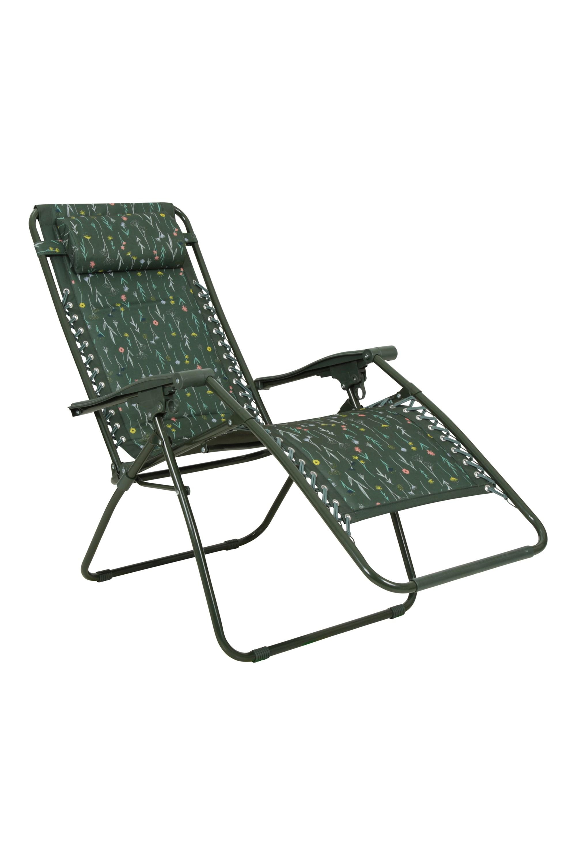Reclining Garden Chair | Mountain Warehouse EU