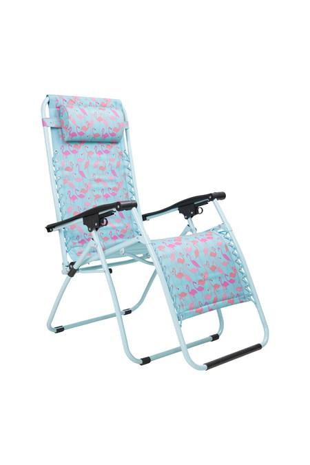 Chaise longue pliante de jardin confort mountain warehouse fr