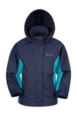 Shelly Kids Waterproof Jacket