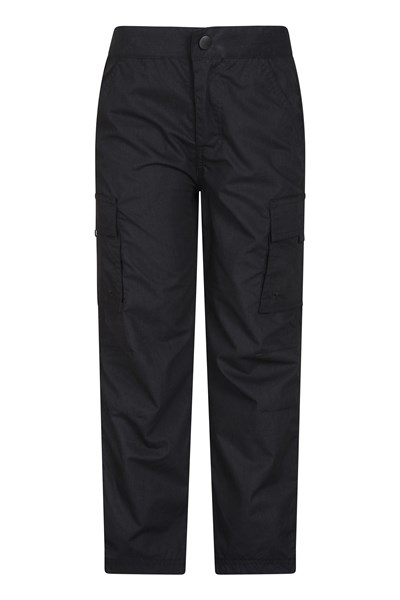 Active Kids Trousers - Black
