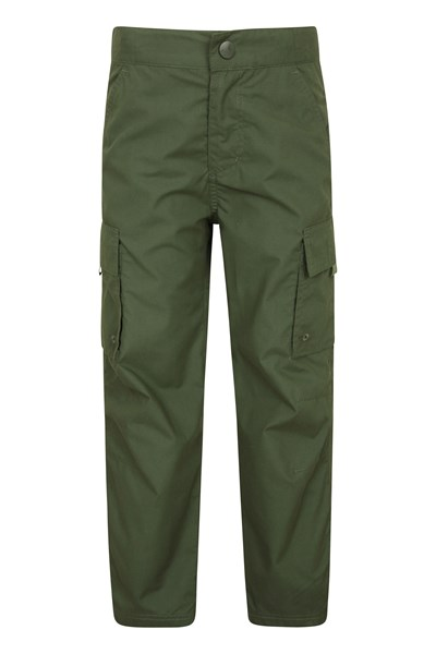 Active Kids Trousers - Green
