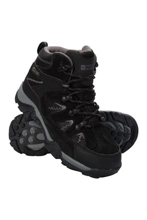Rapid Waterproof Kids Hiking Boots