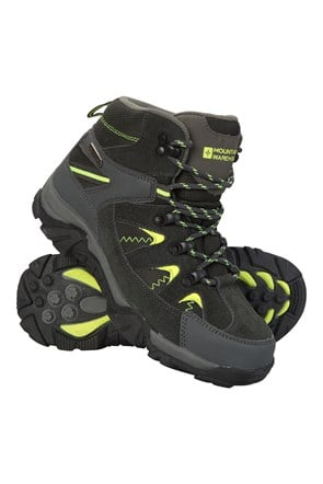 Rapid Waterproof Kids Walking Boots
