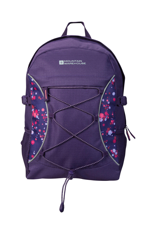 Bolt 18 Litre Backpack - Patterned - Pink