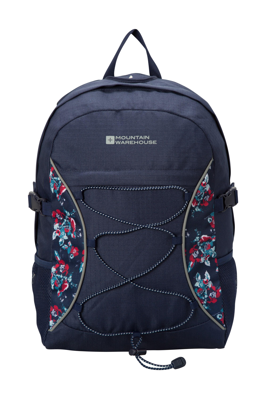 Bolt 18 Litre Backpack - Patterned - Navy