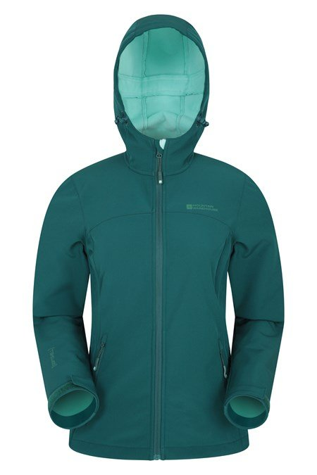 022779 EXODUS WOMENS SOFTSHELL
