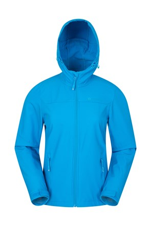 Exodus Womens Water Resistant Softshell Jacket