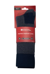 Merino Explorer Socks