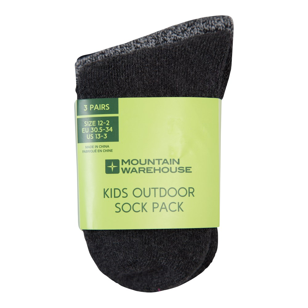 Mountain-Warehouse-Boys-Socks-Pack-of-3-Socks-Durable-and-Comfortable