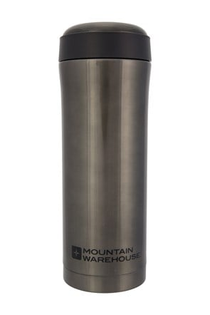 Thermal Vacuum Double Walled Travel Mug - 400ml