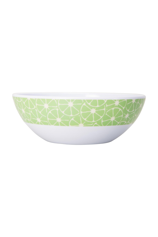 Melamine Picnic Bowl - Green