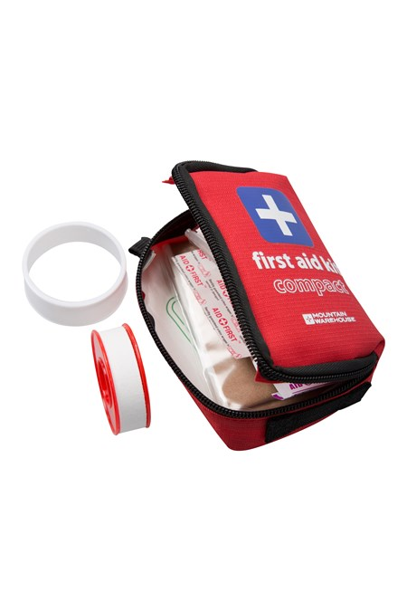 022920 COMPACT FIRST AID KIT