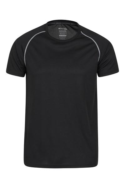 Endurance Mens T-Shirt - Black