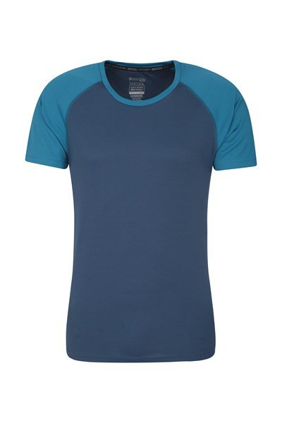 Endurance Mens T-Shirt - Blue