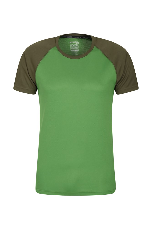 Endurance Mens T-Shirt - Green