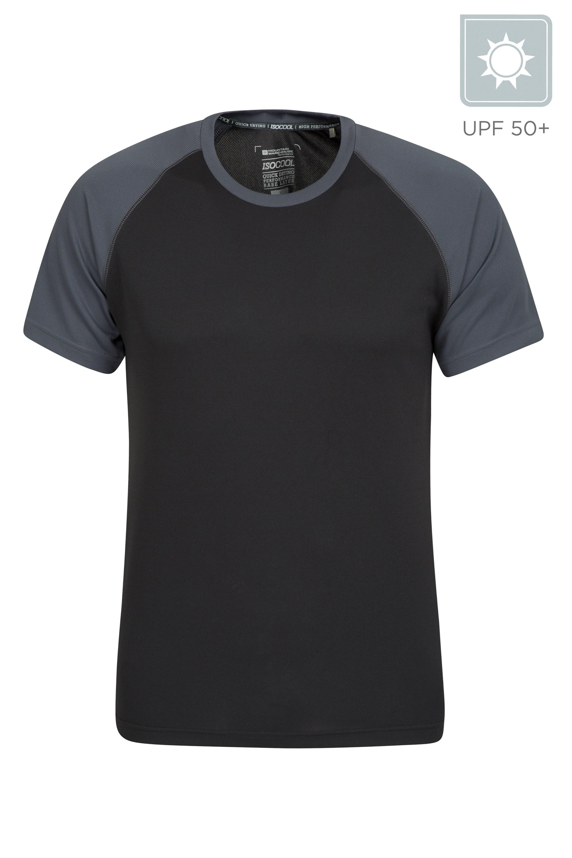 Endurance Mens T-Shirt - Charcoal