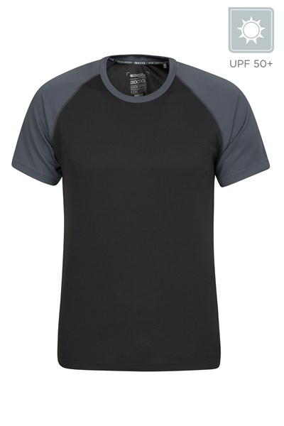 Endurance Mens T-Shirt - Charcoal