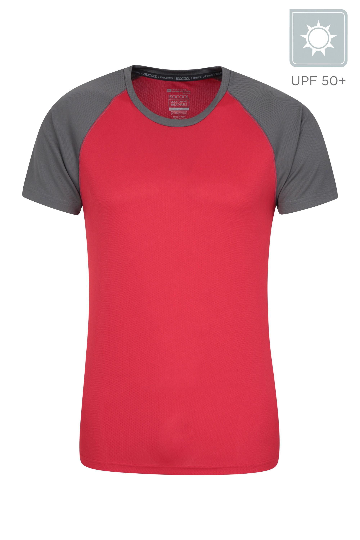 Endurance Mens T-Shirt - Red