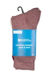 Outdoor Socks - 3 Pack