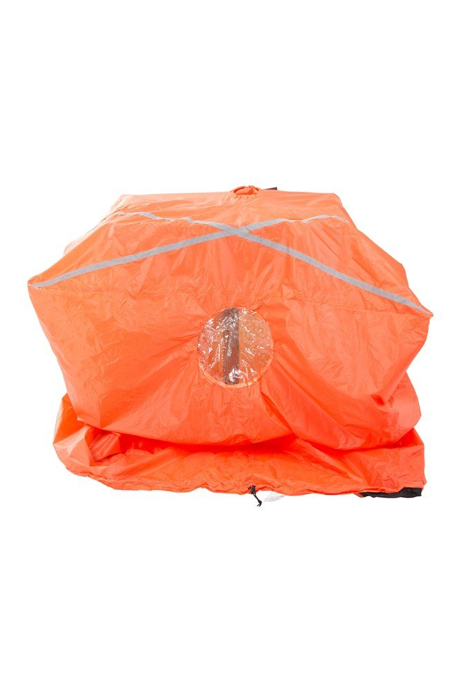 Storm Shelter - 2/3 Person - Orange