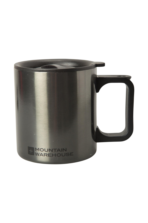Travel Coffee Mug - Grey