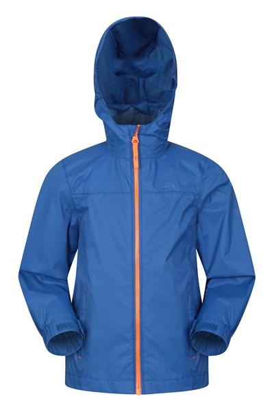 Torrent Kids Waterproof Jacket - Blue