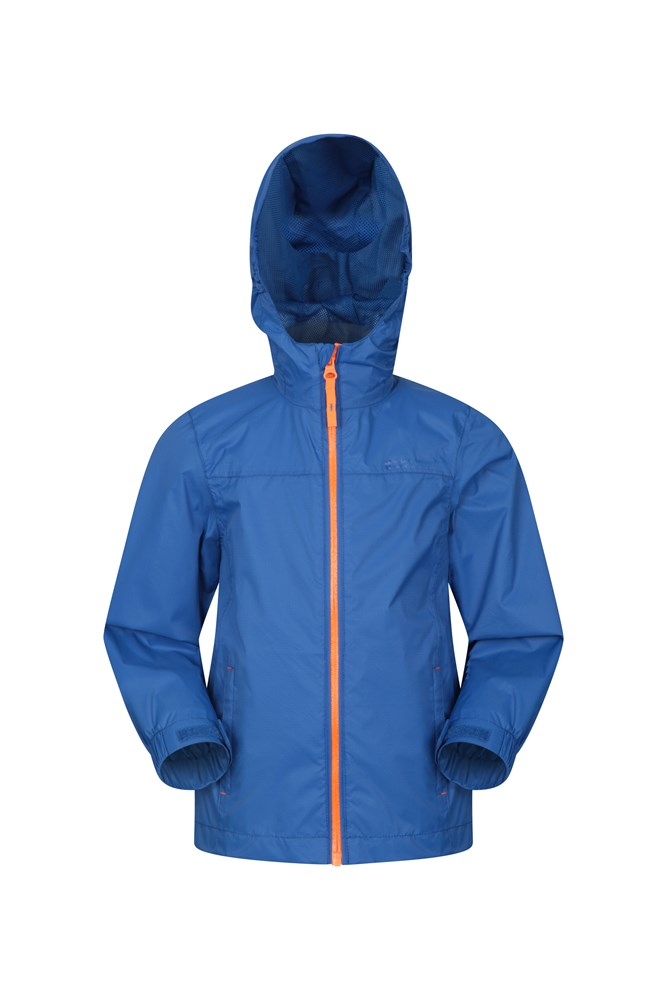 Torrent Kids Waterproof Jacket - Blue