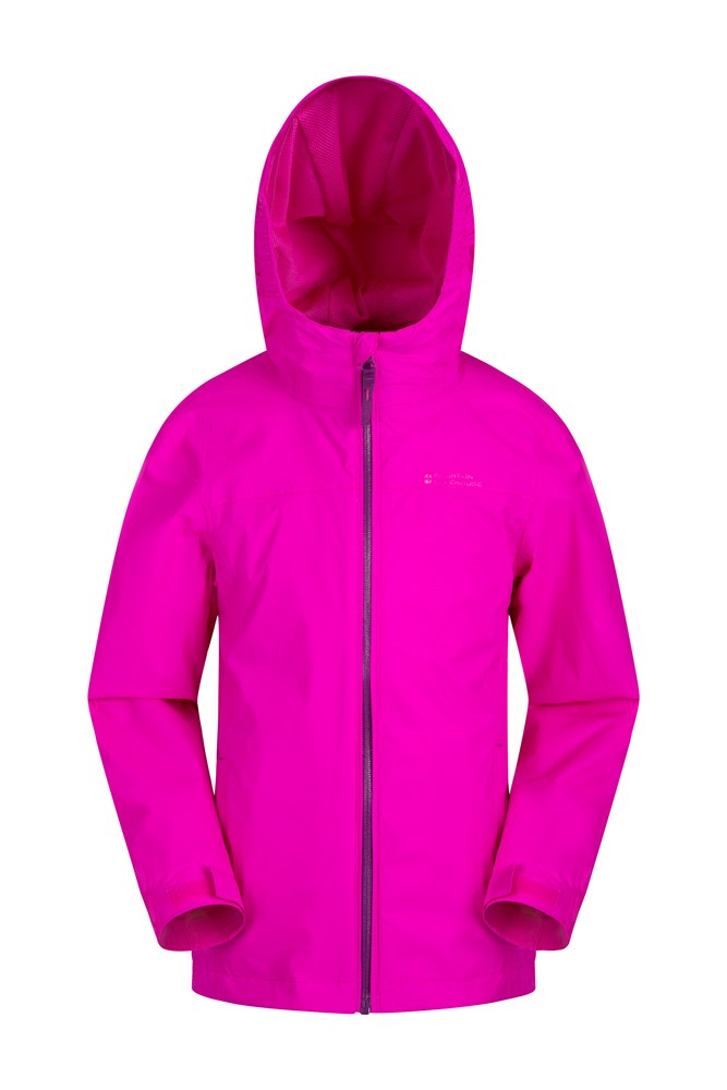 Torrent Kids Waterproof Jacket - Pink
