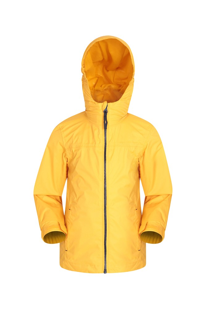 Torrent Kids Waterproof Jacket - Yellow