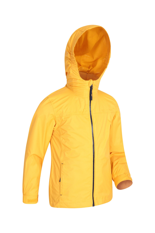 Kids Rain Jackets | Girls & Boys Waterproofs | Mountain