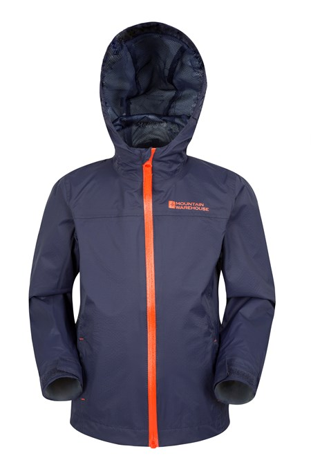 Torrent Youth Waterproof Jacket | Mountain Warehouse EU