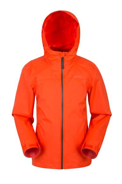 Torrent Kids Waterproof Jacket - Orange