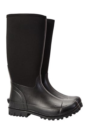 Neoprene Mucker Mens Long Boots