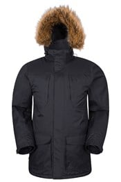 Canyon Mens Long Waterproof Jacket