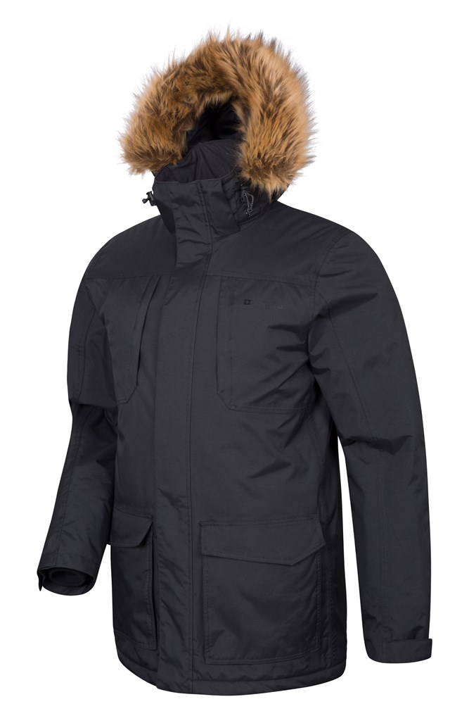 Mens Waterproof Jackets | Rain Jackets | Mountain Warehouse GB