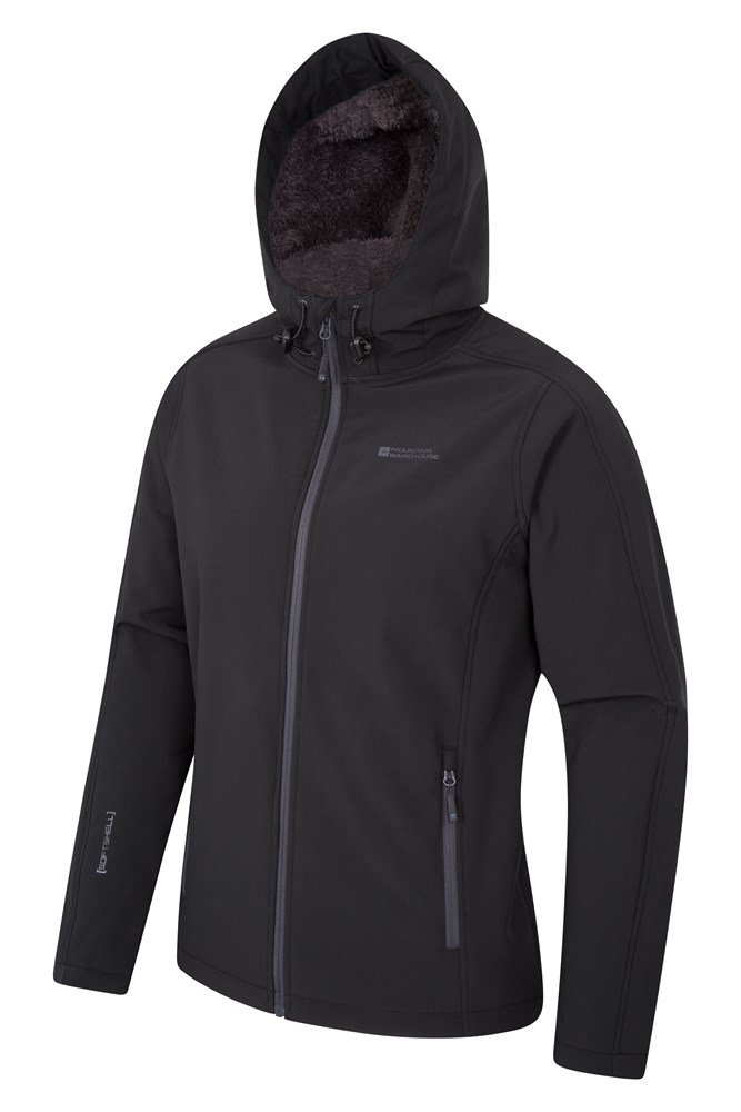 Fr Mountain Softshell Vestes Homme Warehouse fU00na