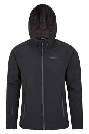 Arctic Mens Showerproof Softshell