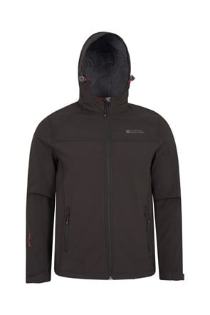 Reykjavik Mens Windproof Softshell